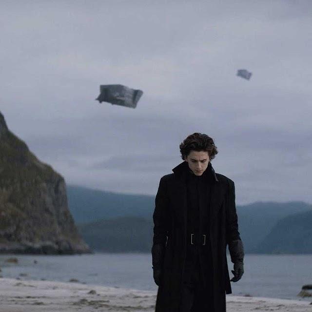 Warner Bros. lança o primeiro trailer de Duna