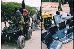 This Is How Boko Haram Browse Internet In The Forest, Learn Incase You Find Yourself There