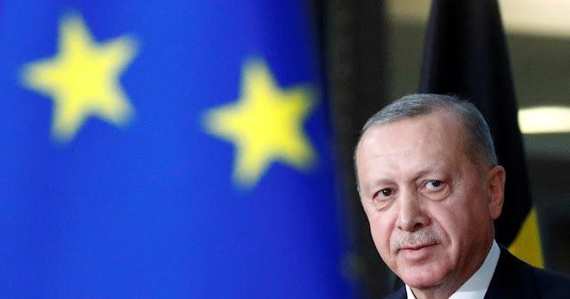 """Το """"τσαλάκωμα"""" του Ερντογάν"""