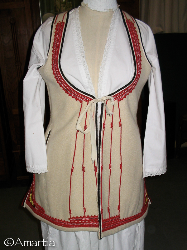 Costume traditionnel Grèce