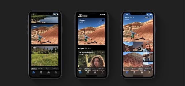 iOS 13 traz novo visual para suas Fotos e ferramentas para edição de Vídeos