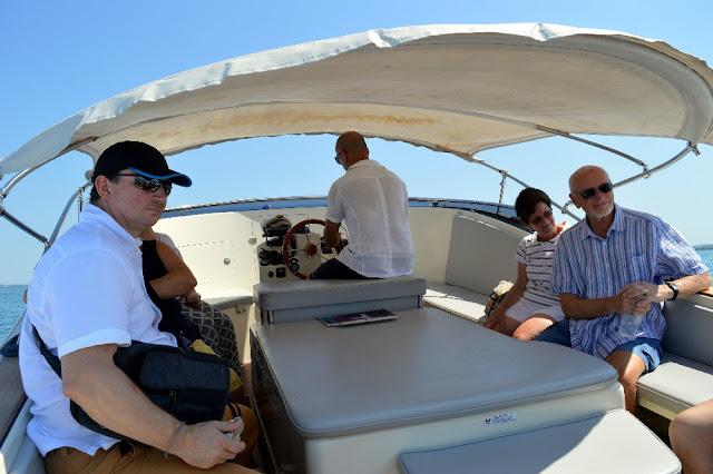 peschiera del garda barca