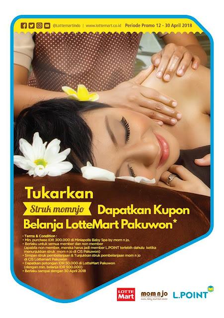LotteMart Pakuwon!