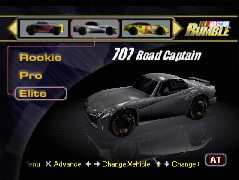 Tempat Mendapatkan mobil di nascar rumble