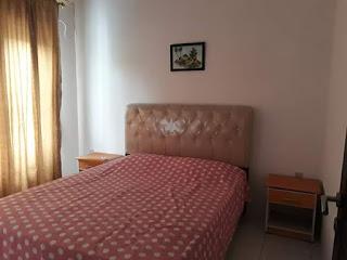 Kamar Tidur Anak  - Rumah Second Murah Di Tasbi 1 Medan - Fully Furnished - Mulus Dan Terawat