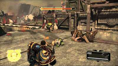 Download Warhammer 40.000: Space Marine Full Version