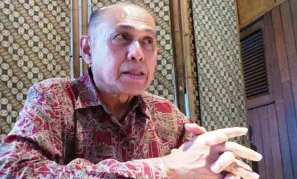 Cerita Kivlan Zein Ketika Wiranto Tinggalkan Pasukan
