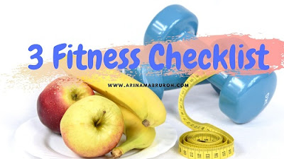 3 tips sukses fitness