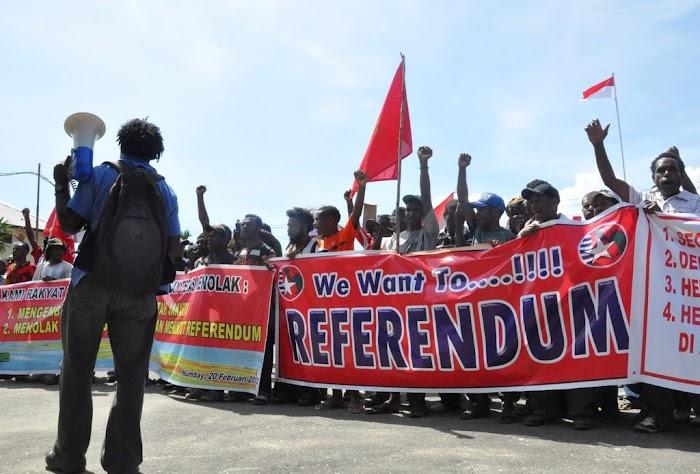 Pemerintah Indonesia diminta jelaskan status Papua