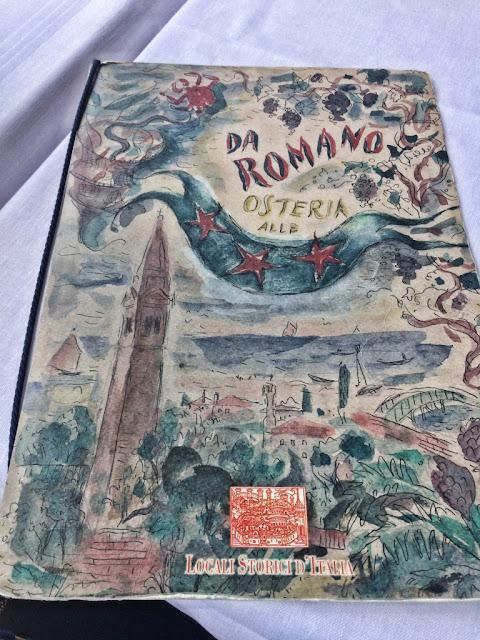 Trattoria da Romano, Burano, Wenecja