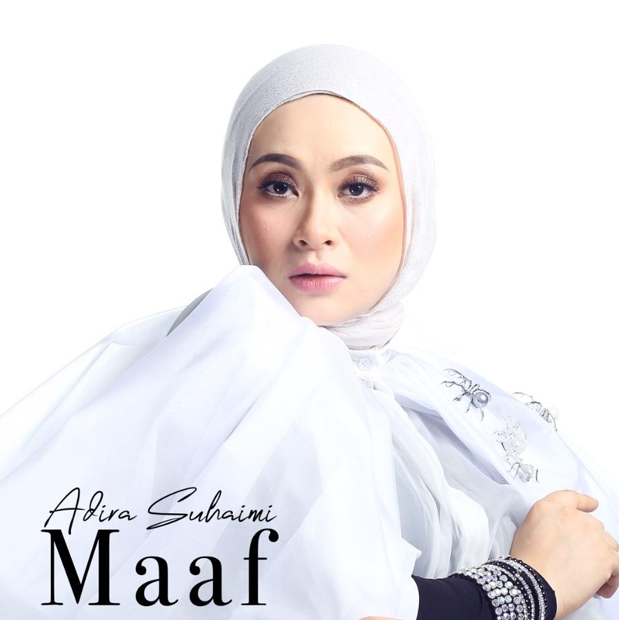 Lirik Lagu Adira Suhaimi - Maaf (OST Drama Maaf Tak Indah TV3)