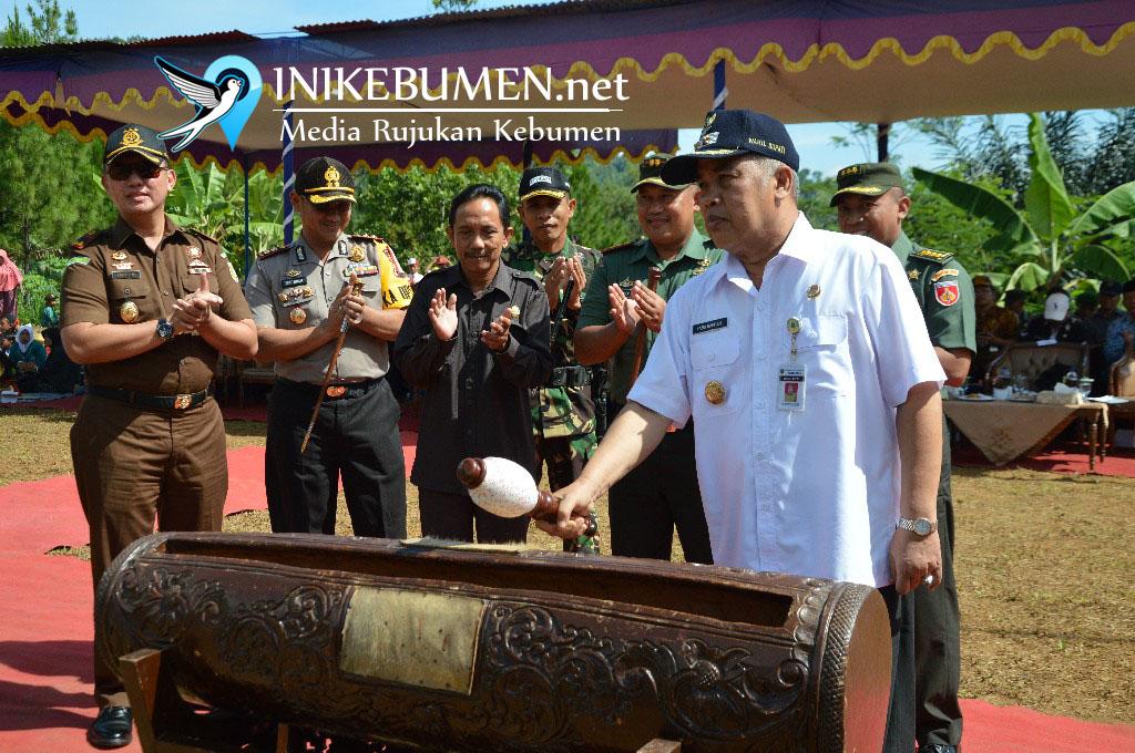 Pembangunan Infrastruktur Jadi Fokus TMMD Sengkuyung Tahap I di Kebumen