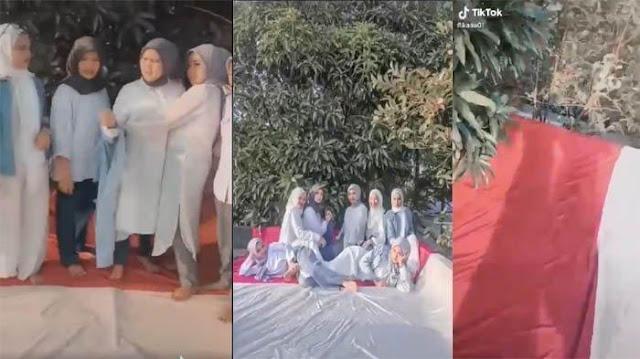 Viral Video Diduga Bendera Merah Putih Diinjak Sekelompok Remaja, Ahli Hukum Angkat Bicara