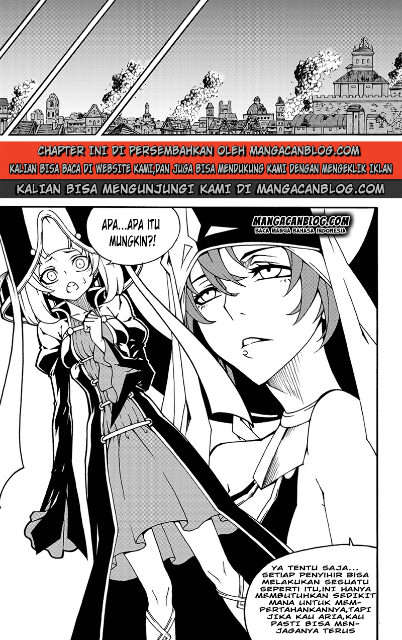 Witch Hunter Chapter 148