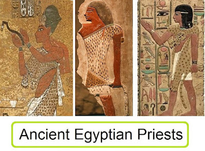 Ancient Egyptian Priests