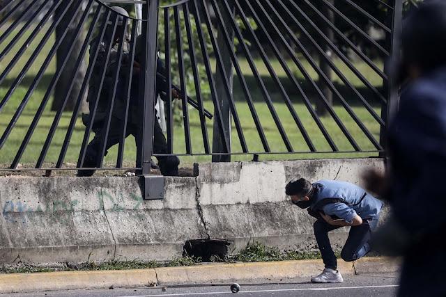 Los turbulentos años de la Venezuela de Maduro (cronología)