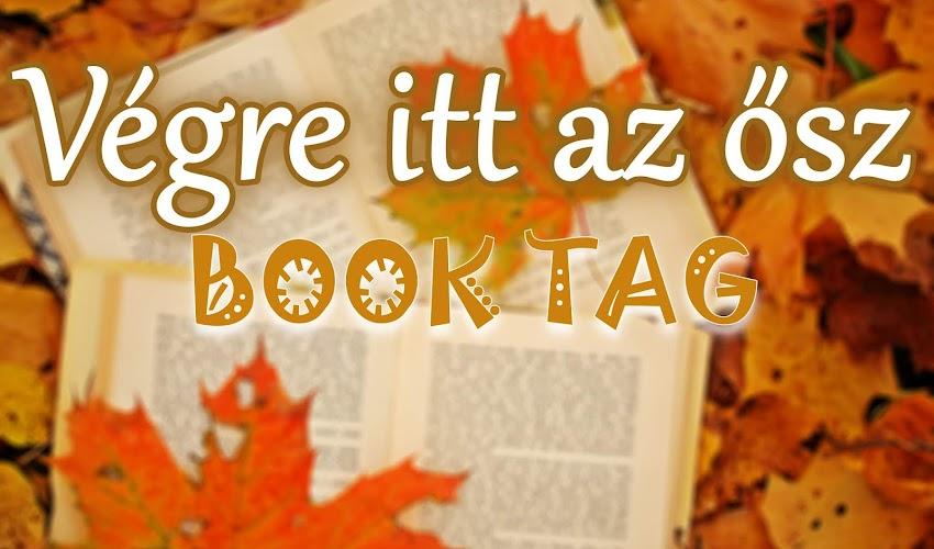 Végre itt van az ősz BOOK TAG