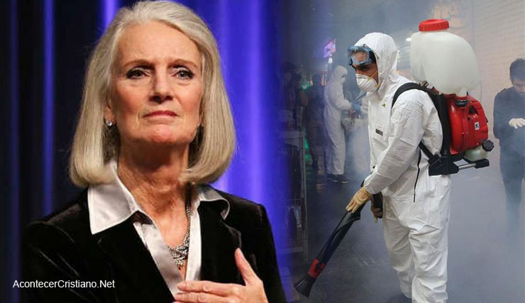 Anne Graham pandemia del coronavirus