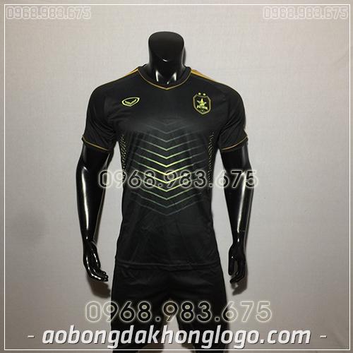 Áo Bóng Đá Đồi Tuyển Việt Nam Fifa đen
