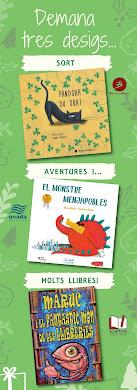 Per regalar, demana tres desigs... llibres infantils il·lustrats