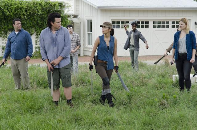The Walking Dead S06E07: Heads Up (2015)