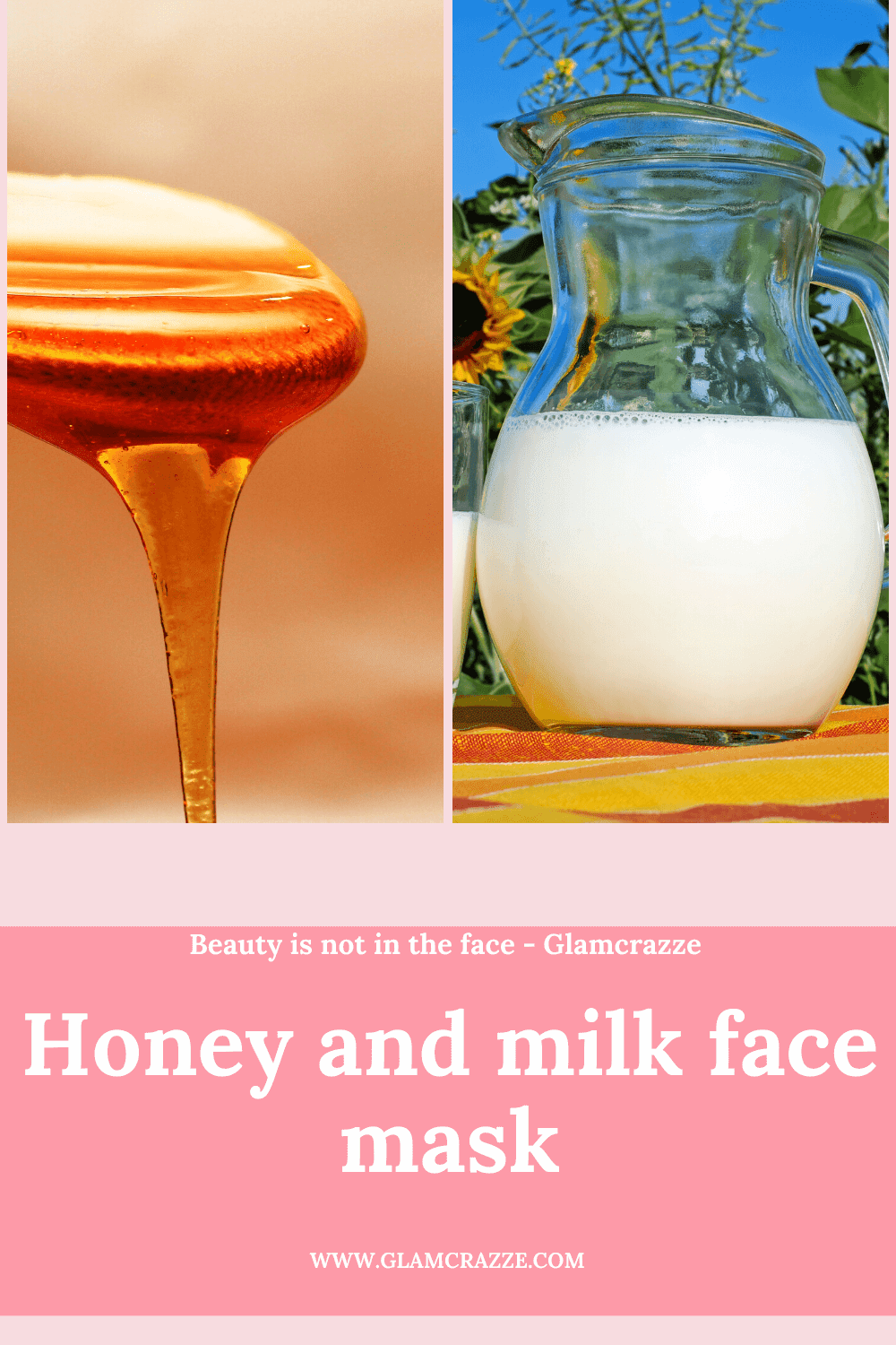 homemade face pack for instant glow and fairness using milk