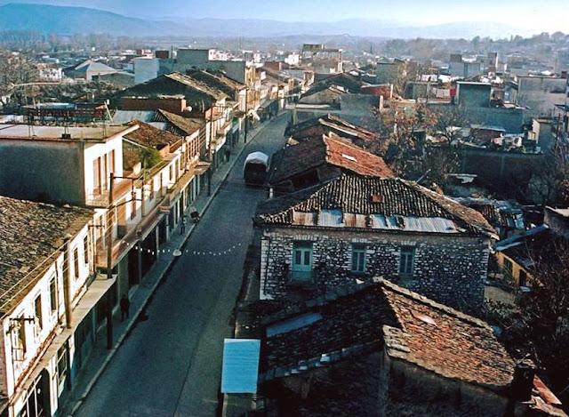 ΓΙΑΝΝΕΝΑ – Η Καλούτσιανη από… ψηλά πριν από 43 χρόνια!