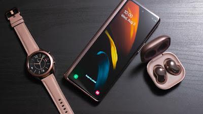 تعرف على هاتف Galaxy Z Fold 2 Lite القابل للطي من سامسونج