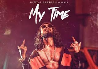 EMIWAY BANTAI - MY TIME LYRICS