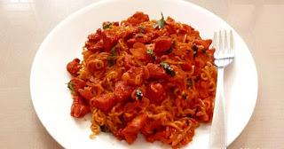 Spicy Chicken Maggi