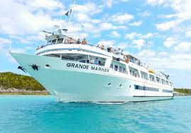 Small Ship Cruise Lines Embarking Passengers from Multiple NYC locations.  Pictured Grande Mariner - Blount Adventure Cruises