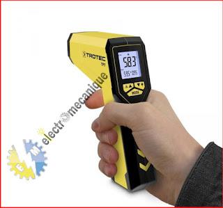 Appareil Thermomètre
