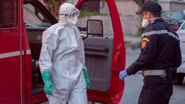 """عاجل.. تسجيل 168 حالة جديدة مصابة بـ""""كورونا"""" بالمغرب ليرتفع العدد الإجمالي إلى 3377 حالة"""