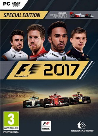 Formula 1 F1 2017 PC Full Español