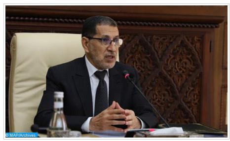 السيد العثماني يؤكد على الدور المهم للمهني في تنمية الاقتصاد الوطني إلى جانب المقاولات الصغرى والمتوسطة