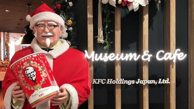 Merayakan Natal Dengan Ayam KFC Menjadi Kegiatan Populer Di Jepang