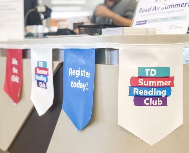 TD Summer Reading Club - Public Library of Toronto