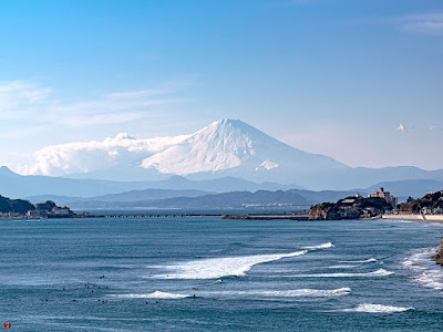 Mt.Fuji: Inamuragasaki cape