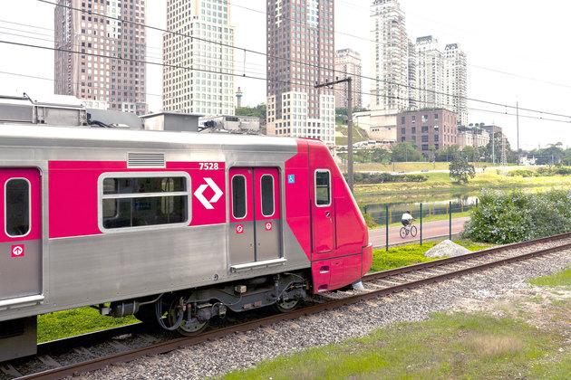 Linha 9-Esmeralda da CPTM será interditada parcialmente no domingo para continuidade das obras da Linha 17-Ouro