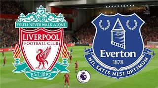 ليفربول يواجه ايفرتون في مواجهة قوية في الدوري الانجليزي