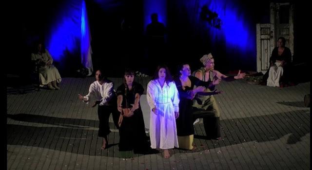 Διακρίσεις για την Πειραματική Σκηνή του ΔΟΠΠΑΤ του Δήμου Ναυπλιέων στο Φεστιβάλ του Δήμου Μονεμβασιάς