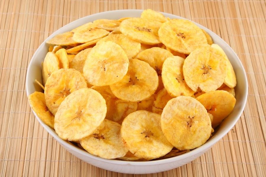 Cómo hacer chips de frutas y verduras con tu microondas
