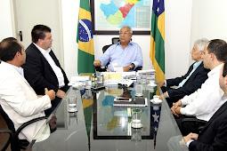 Santa Rosa de Lima receberá fábrica de componentes automotivos