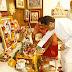 भोपाल - मुख्यमंत्री कमल नाथ ने पारिवारिक परंपरा के अनुसार मनाया भगवान श्रीकृष्ण का जन्मोत्सव, प्रदेश के विकास और नागरिकों के स्वस्थ और सुखी जीवन की कामना की