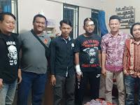Seniman Lampung Peduli Jenguk Andre Korban Pengeroyokan Seniman di Underpass UNILA