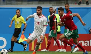 المغربيان حكيمى وبنحليب ضمن 6 لاعبين مرشحين لجائزة أفضل لاعب أفريقى شاب