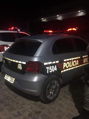 Polícia Militar prende em Guarabira mulher suspeita de desacato