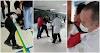 Familiares agreden a médicos y vigilantes en Hospital de Tlaxcala: VIDEO