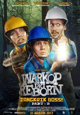 Trailer Film Warkop DKI Reborn: Jangkrik Boss Part 2 2017