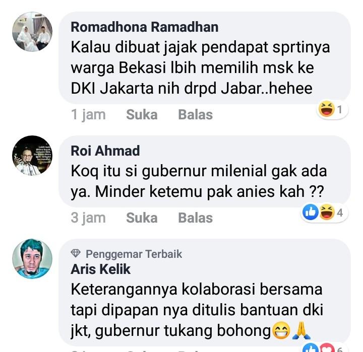 Emil Tak Hadir Peresmian Fly Over Jakarta-Bekasi, Netizen: Minder Ya?